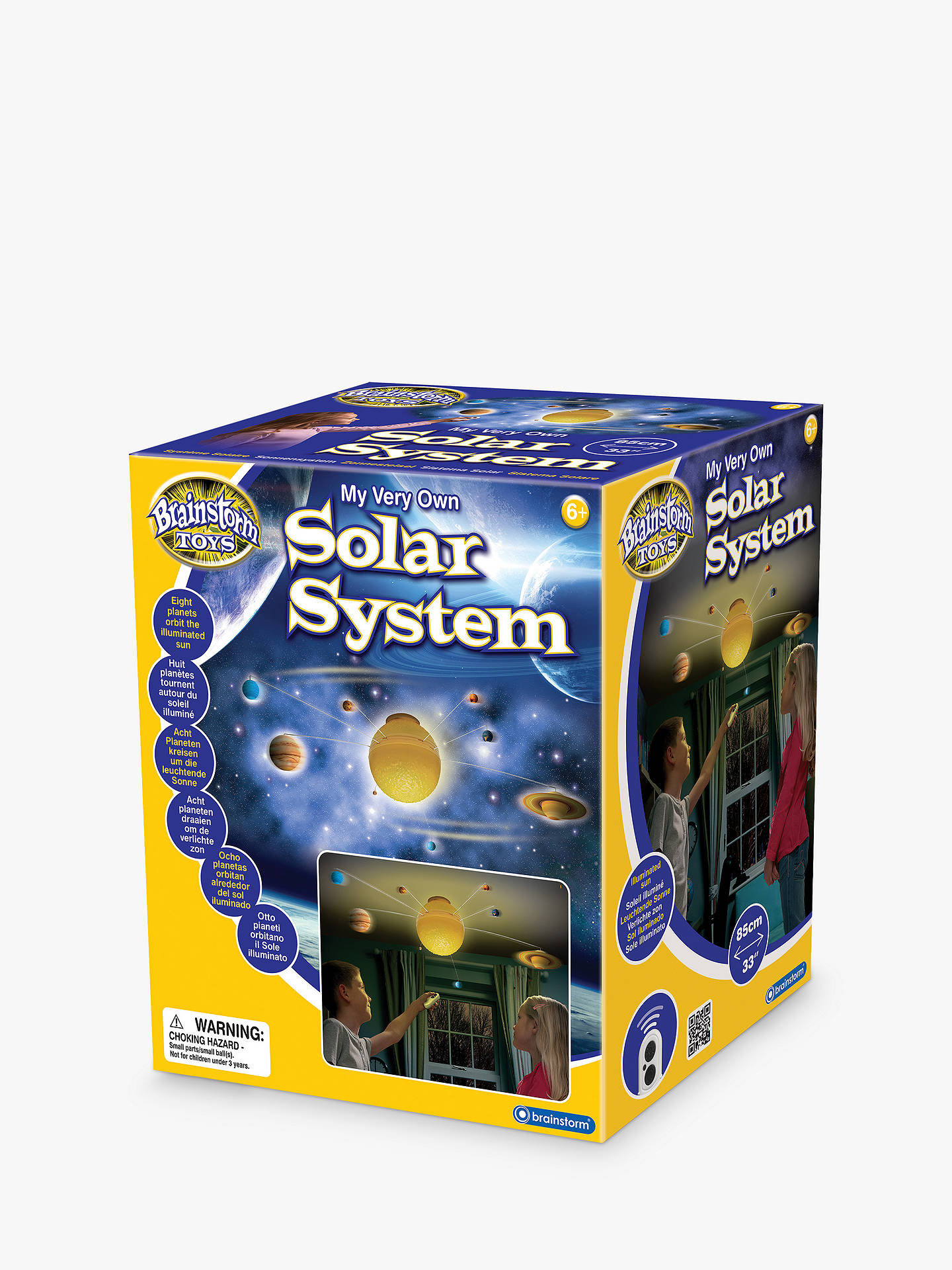 BuyRemote-Controlled Solar System Online at johnlewis.com