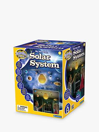 Remote-Controlled Solar System
