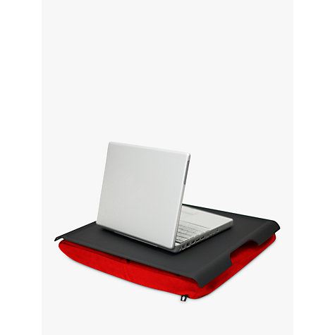 Buy Bosign Antislip Wood Lap Tray Online at johnlewis.com