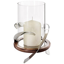 Buy Robert Welch Helix Hurricane Lamp Online at johnlewis.com