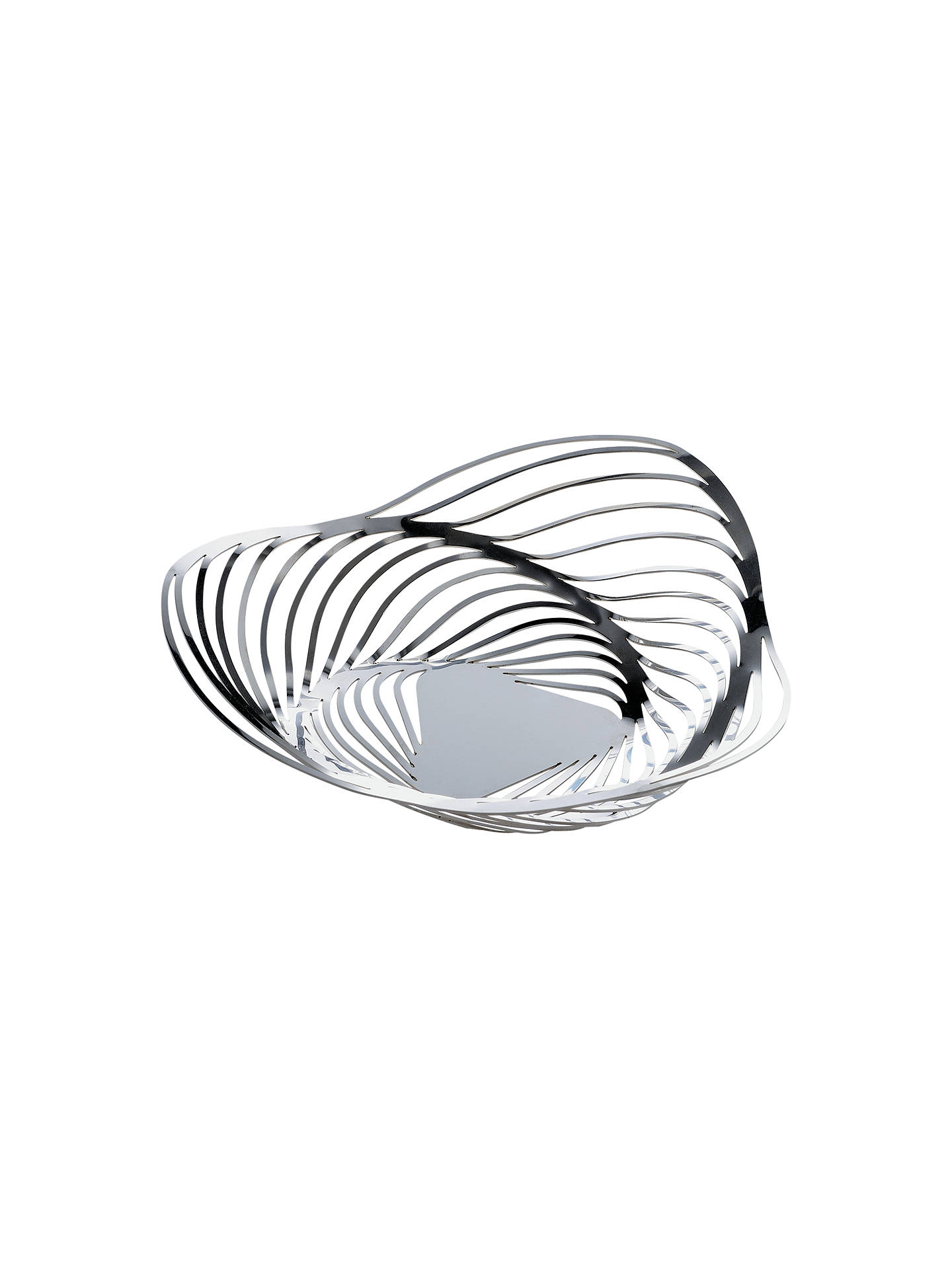 Buyalessi trinity basket online at johnlewis