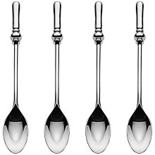 Buy Alessi Dressed Coffee Spoons, Stainless Steel, Set of 4 Online at johnlewis.com
