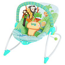 Buy Bright Starts Peek-a-Zoo 3-in-1 Baby to Big Kid Rocker Online at johnlewis.com