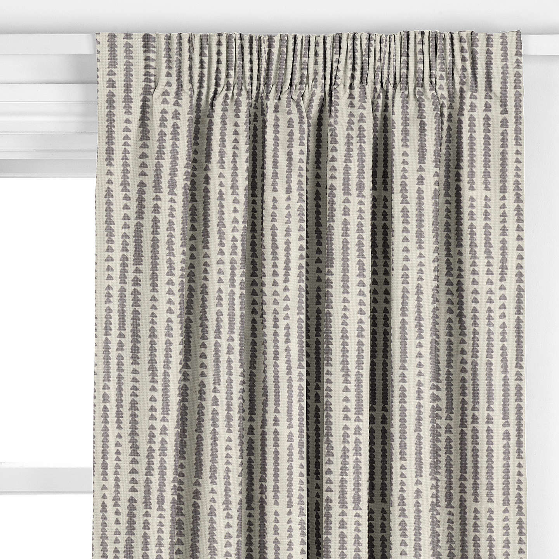 john lewis xander curtain steel at john lewis. Black Bedroom Furniture Sets. Home Design Ideas