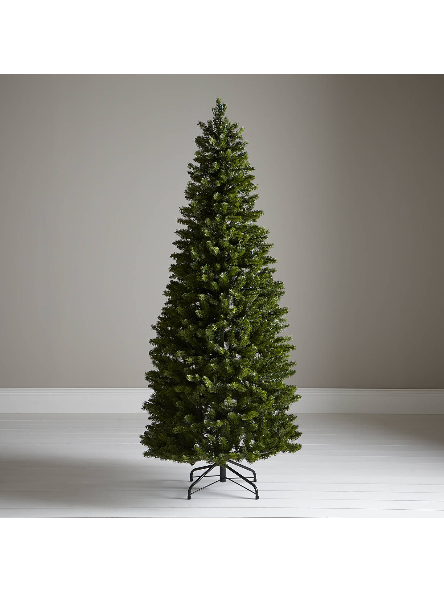 John Lewis Christmas Tree.John Lewis 6ft Pre Lit Pop Up Space Saver Christmas Tree At