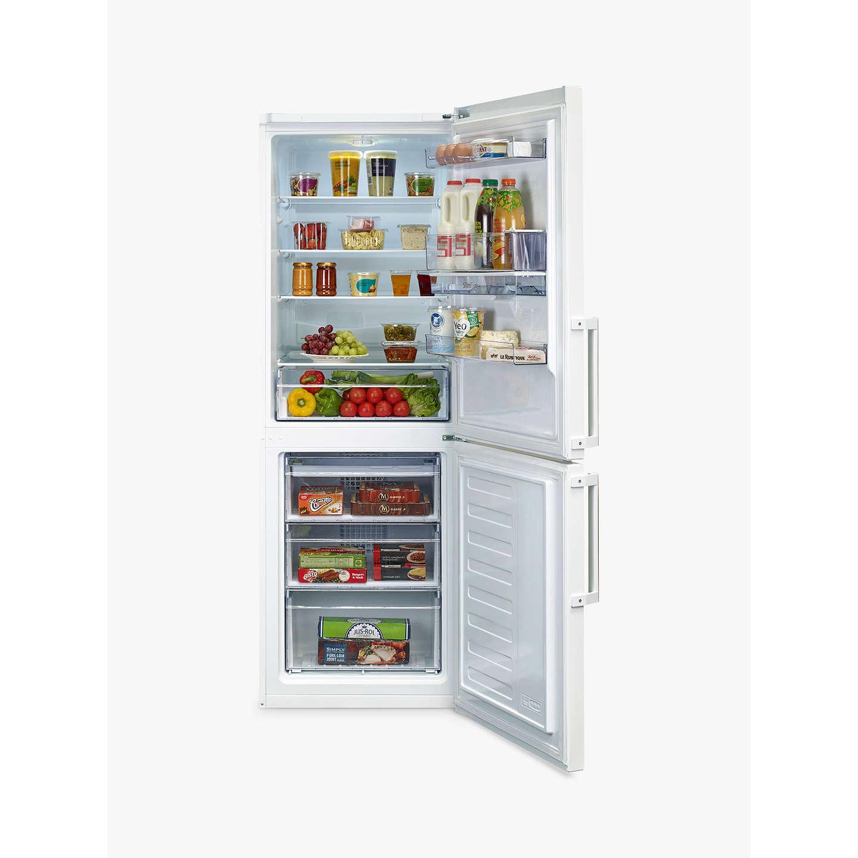beko cfp1675w fridge freezer a energy rating 60cm wide. Black Bedroom Furniture Sets. Home Design Ideas