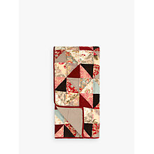 Buy John Lewis Patchwork Bedspread, Ruby Online at johnlewis.com
