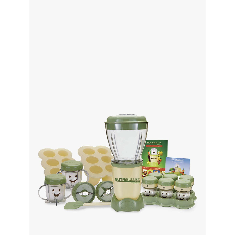 Nutribullet baby food processor at john lewis buynutribullet baby food processor online at johnlewis forumfinder Images