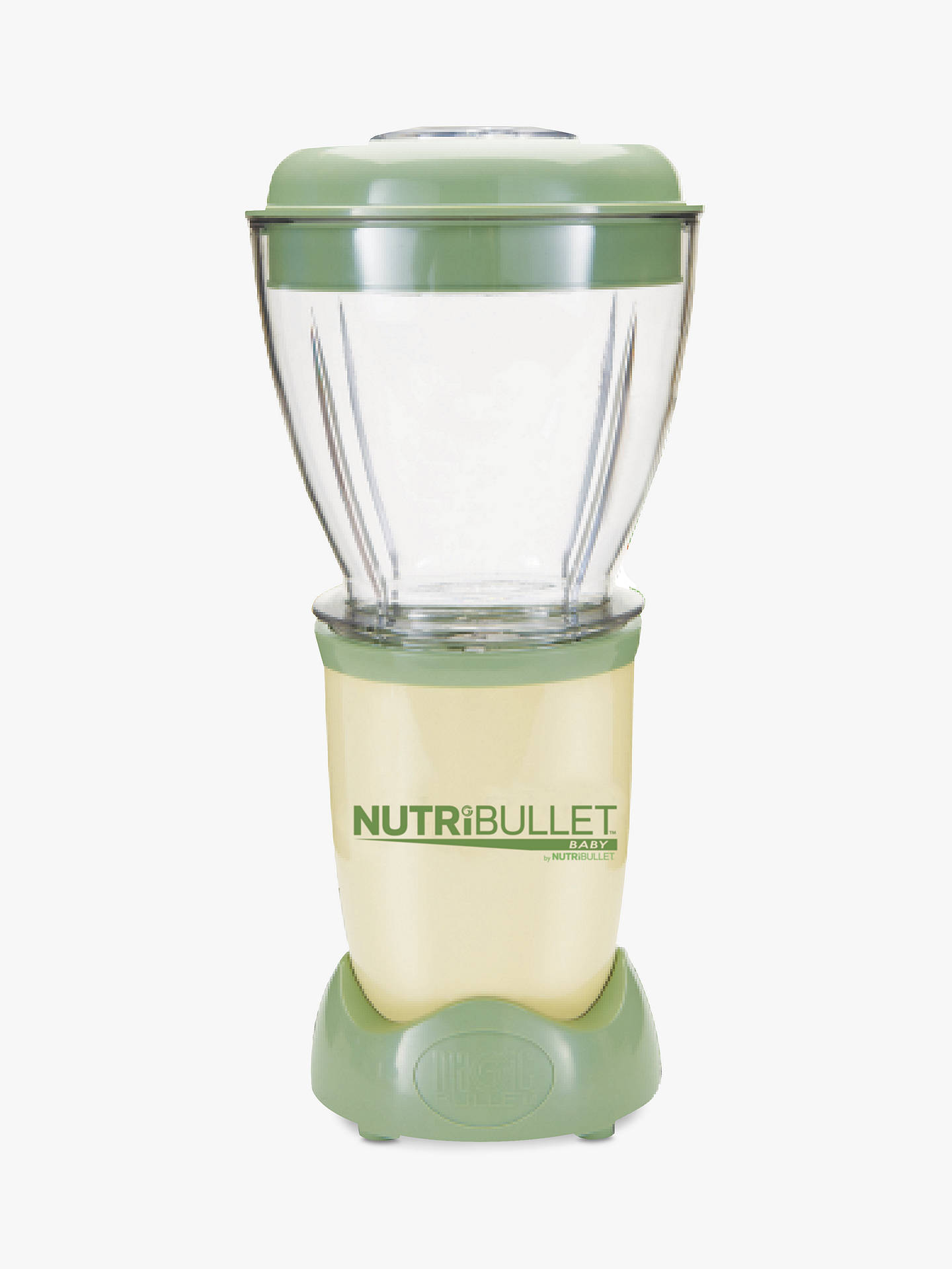 BuyNutriBullet Baby Food Processor Online at johnlewis.com