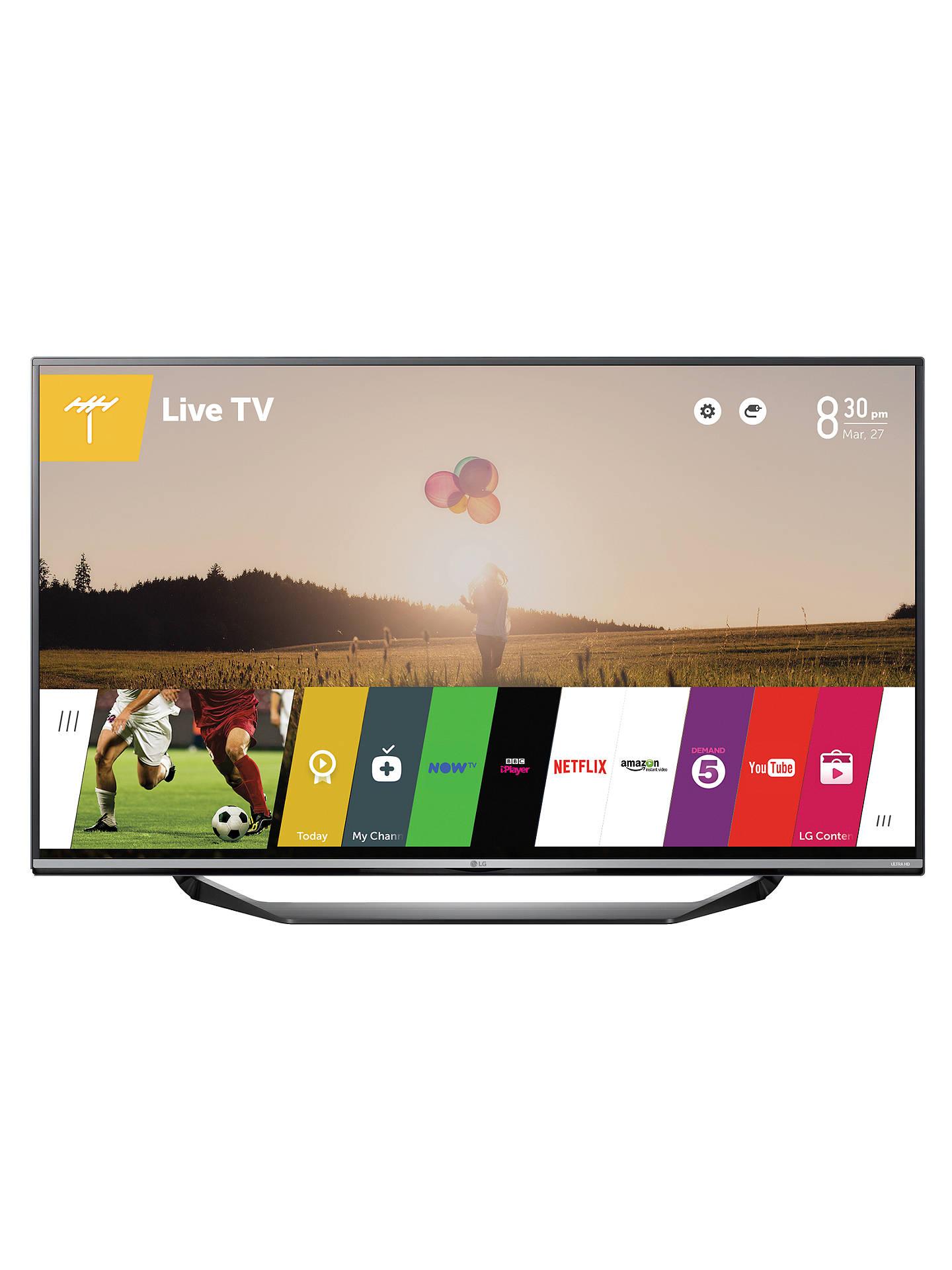 LG 60UF770V 4K Ultra-HD Smart TV, 60