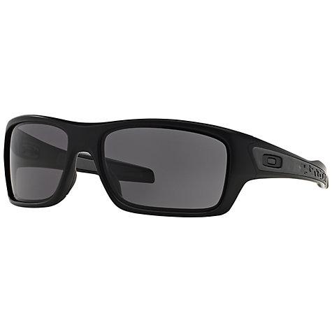 oakley oo9263 turbine sunglasses black
