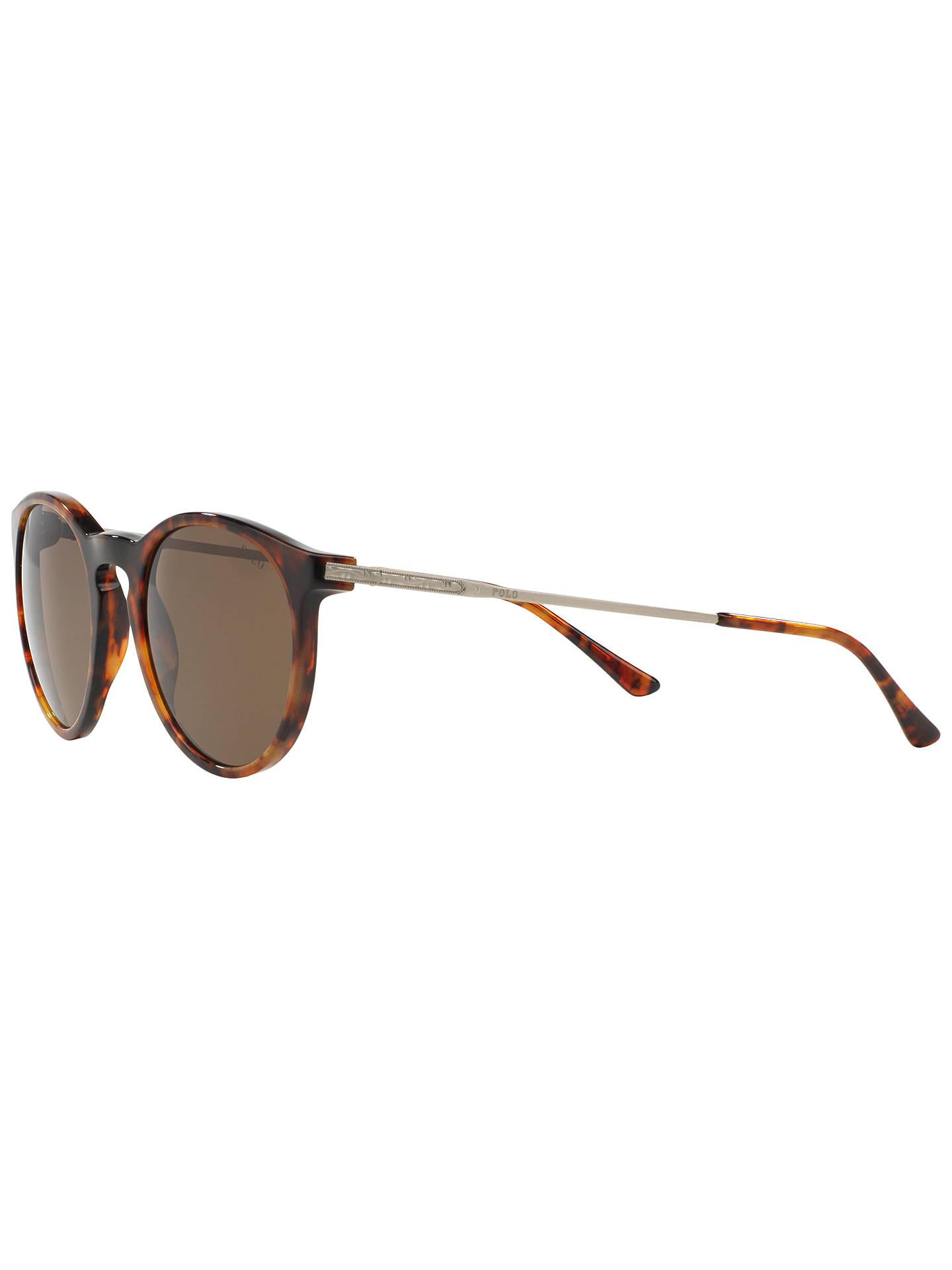 01740e7b76df ... Buy Polo Ralph Lauren PH4096 Phantos Framed Sunglasses, Tortoise Online  at johnlewis.com ...
