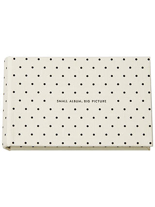 Buy kate spade new york Photo Album, Small Online at johnlewis.com
