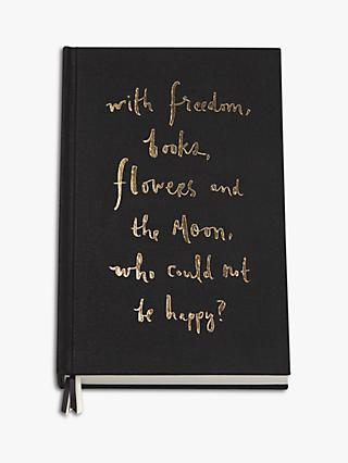 kate spade new york Who Could Not Be Happy? Journal