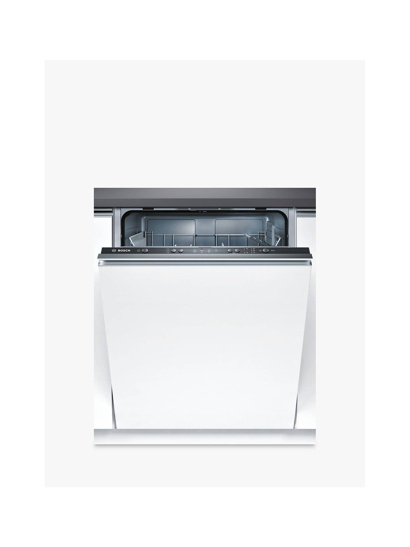 BuyBosch SMV40C30GB Fully Integrated Dishwasher Online at johnlewis.com