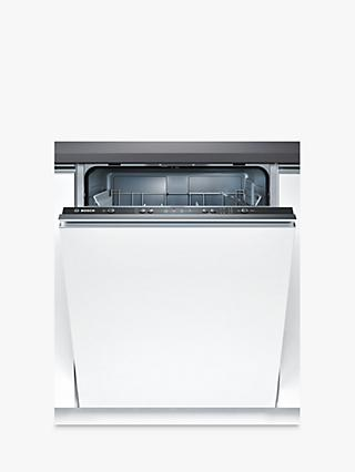 Bosch SMV40C30GB Fully Integrated Dishwasher, A+ Energy Rating