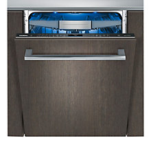 Buy Siemens SN677X00TG Fully Integrated Dishwasher Online at johnlewis.com