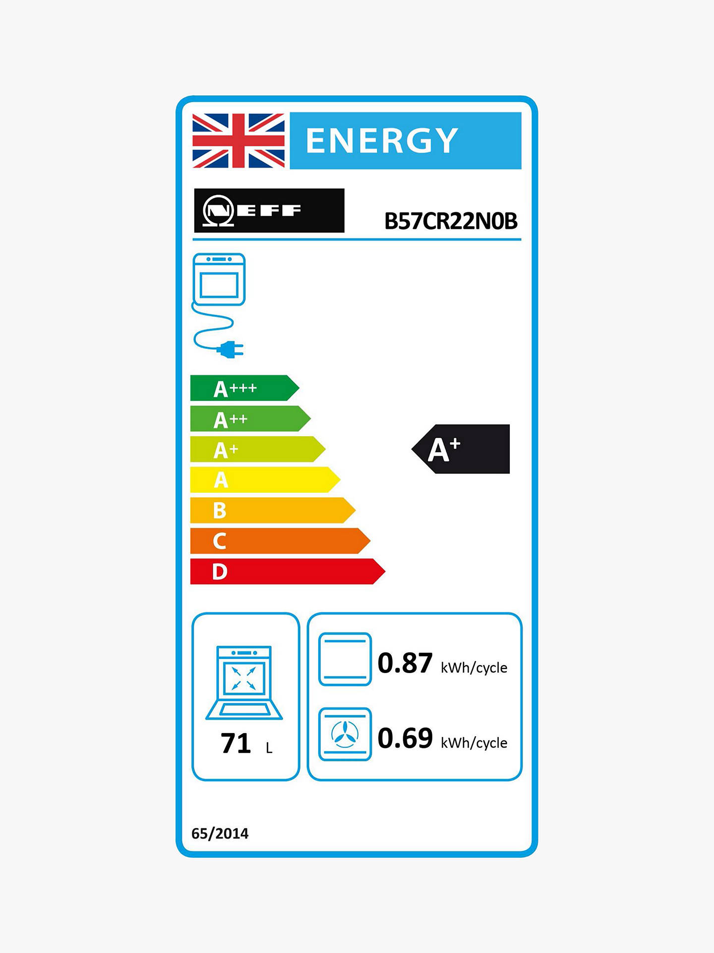Neff B57cr22n0b Pyrolytic Slide And Hide Single Electric Oven Electrical Wiring Colour Codes Ireland Buyneff Stainless Steel Online At Johnlewis
