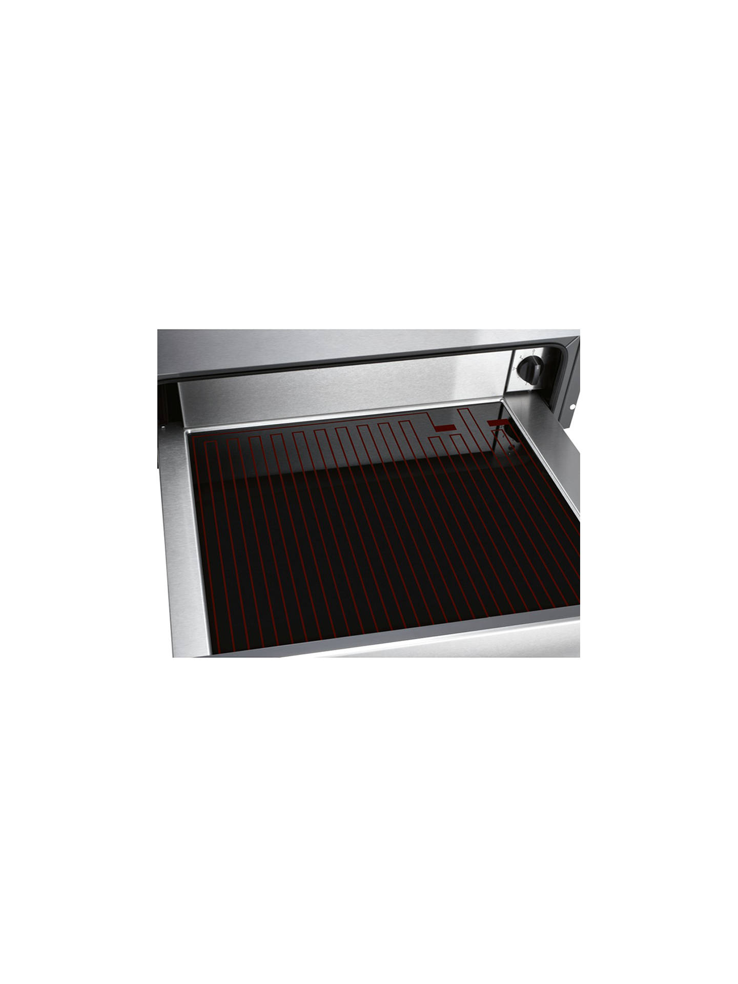 BuyNeff N17HH11N0B Warming Drawer, Stainless Steel Online at johnlewis.com
