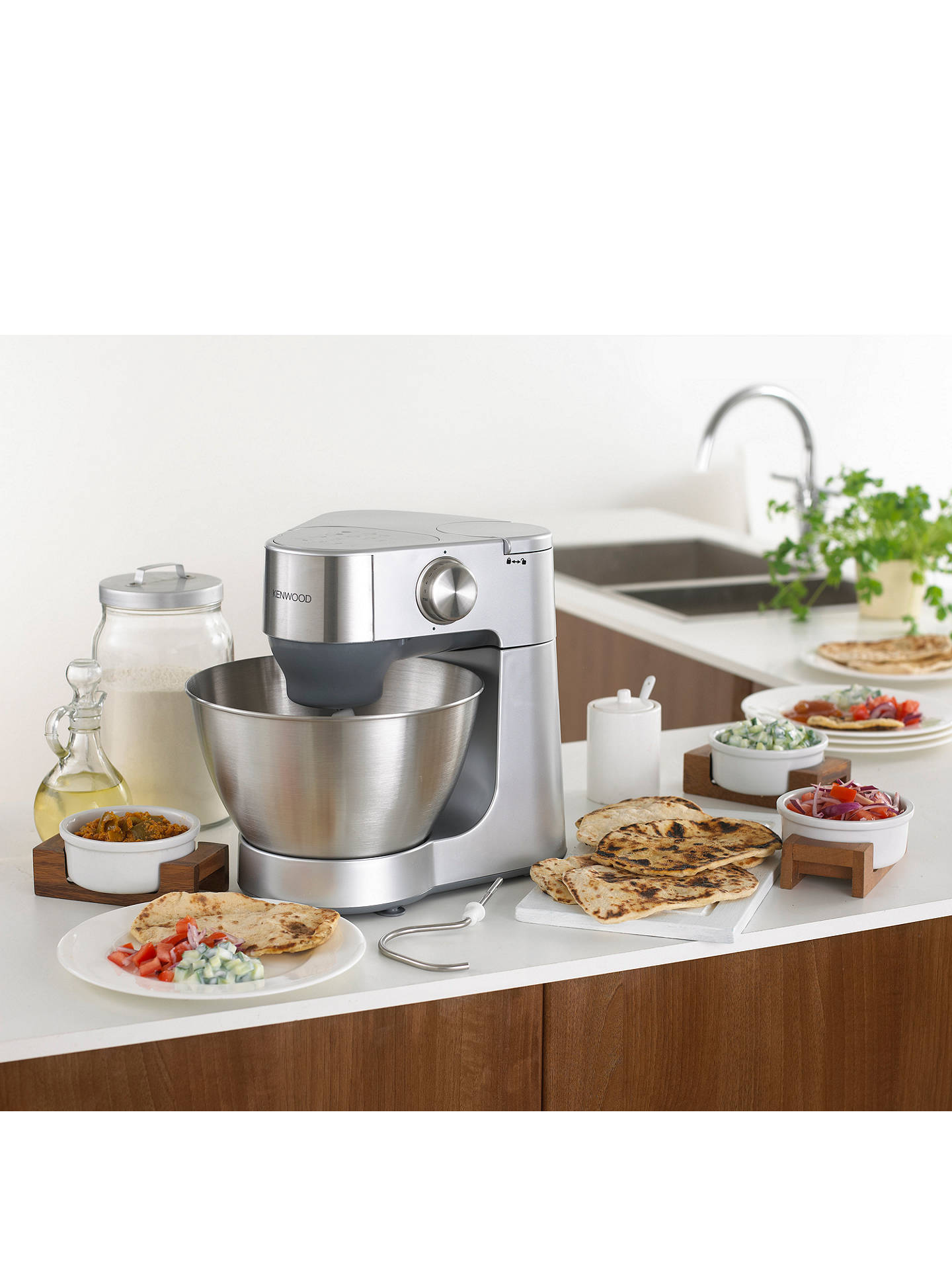 Buy Kenwood KM240 Prospero Stand Mixer Online at johnlewis.com