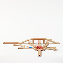 Buy John Lewis Wooden Railway Expansion Pack Online at johnlewis.com