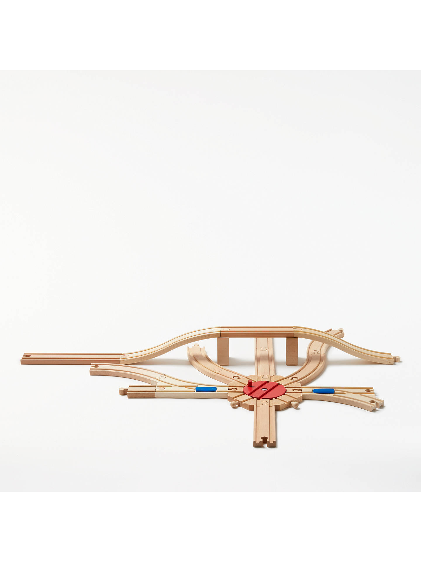 BuyJohn Lewis & Partners Wooden Railway Expansion Pack Online at johnlewis.com