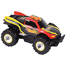 Buy Hot Wheels Pedal Masher Monster Truck Online at johnlewis.com