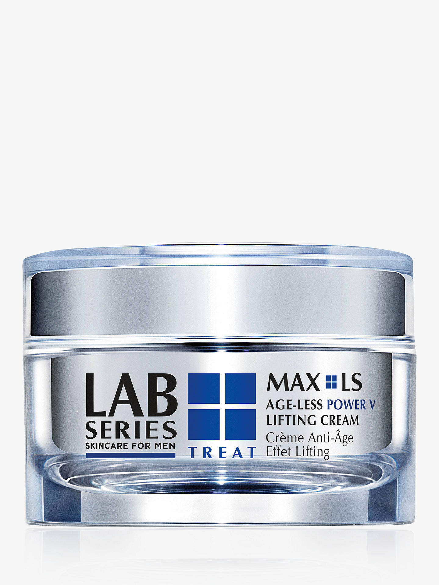 BuyLab Series For Men Max LS Power V Lifting Cream, 50ml Online at johnlewis.com