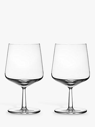 Iittala Essence Beer Glass, 480ml, Set of 2