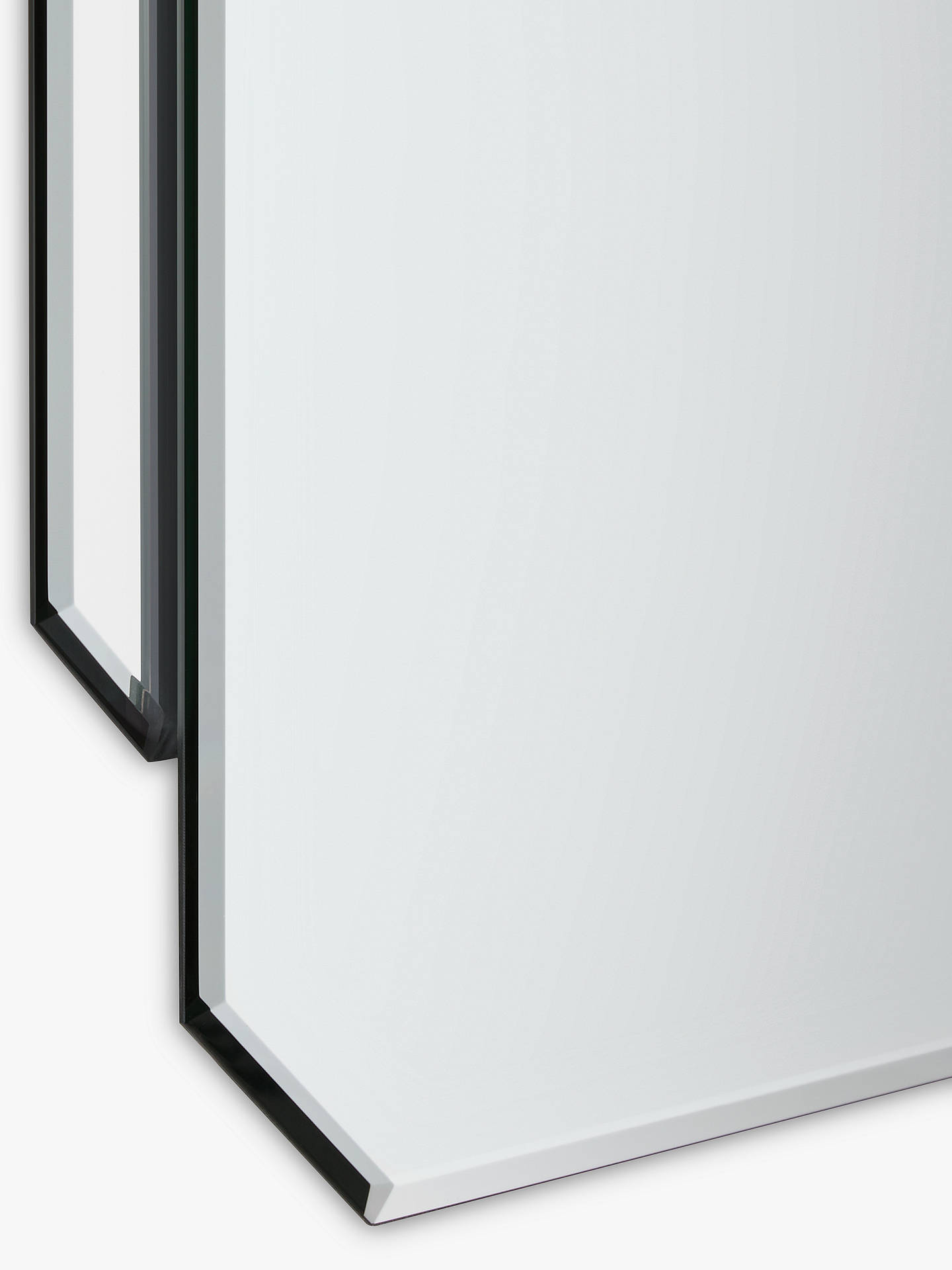 Buy John Lewis & Partners Deco Glass Wall Mirror Online at johnlewis.com
