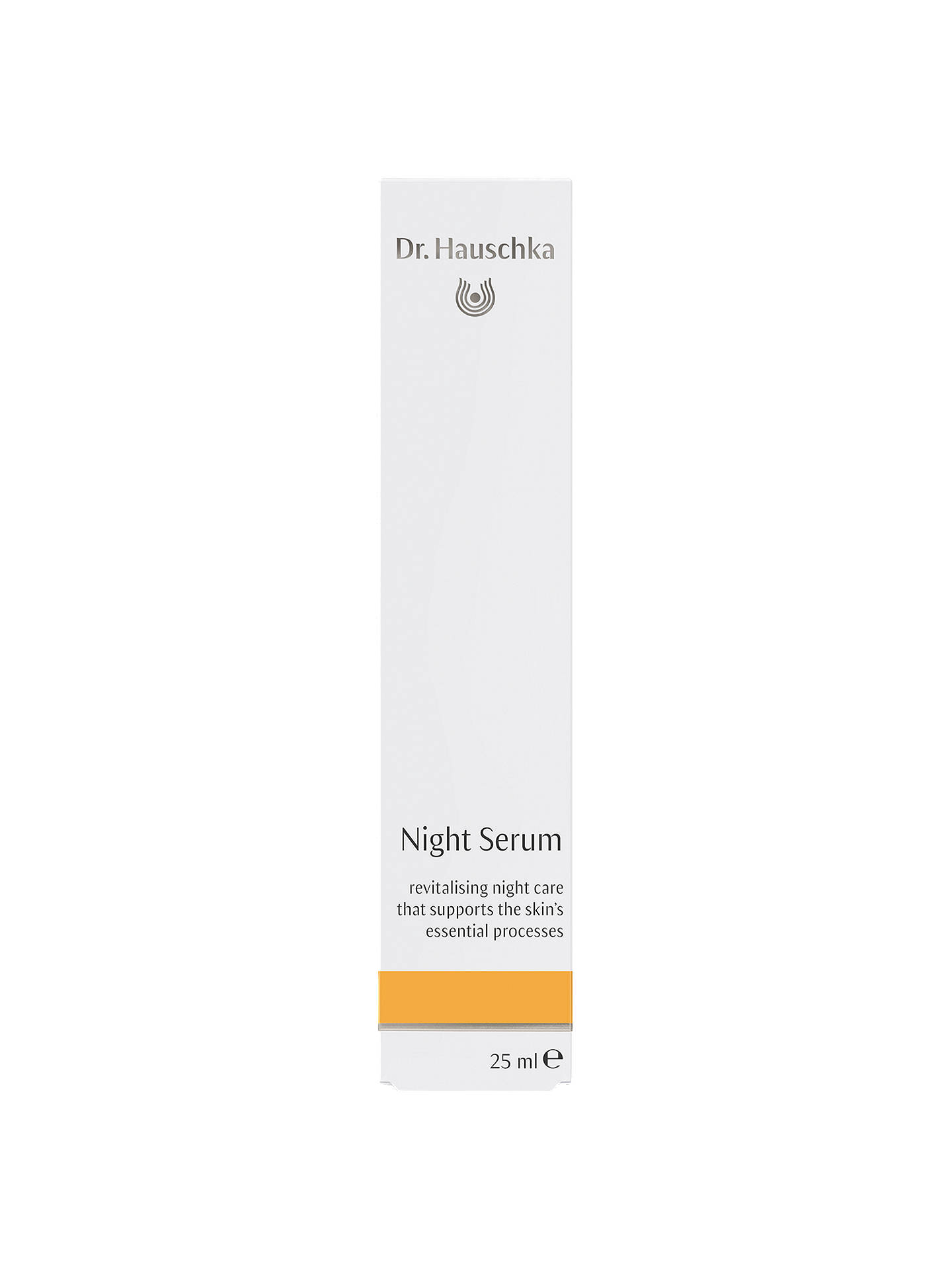 BuyDr Hauschka Night Serum, 25ml Online at johnlewis.com