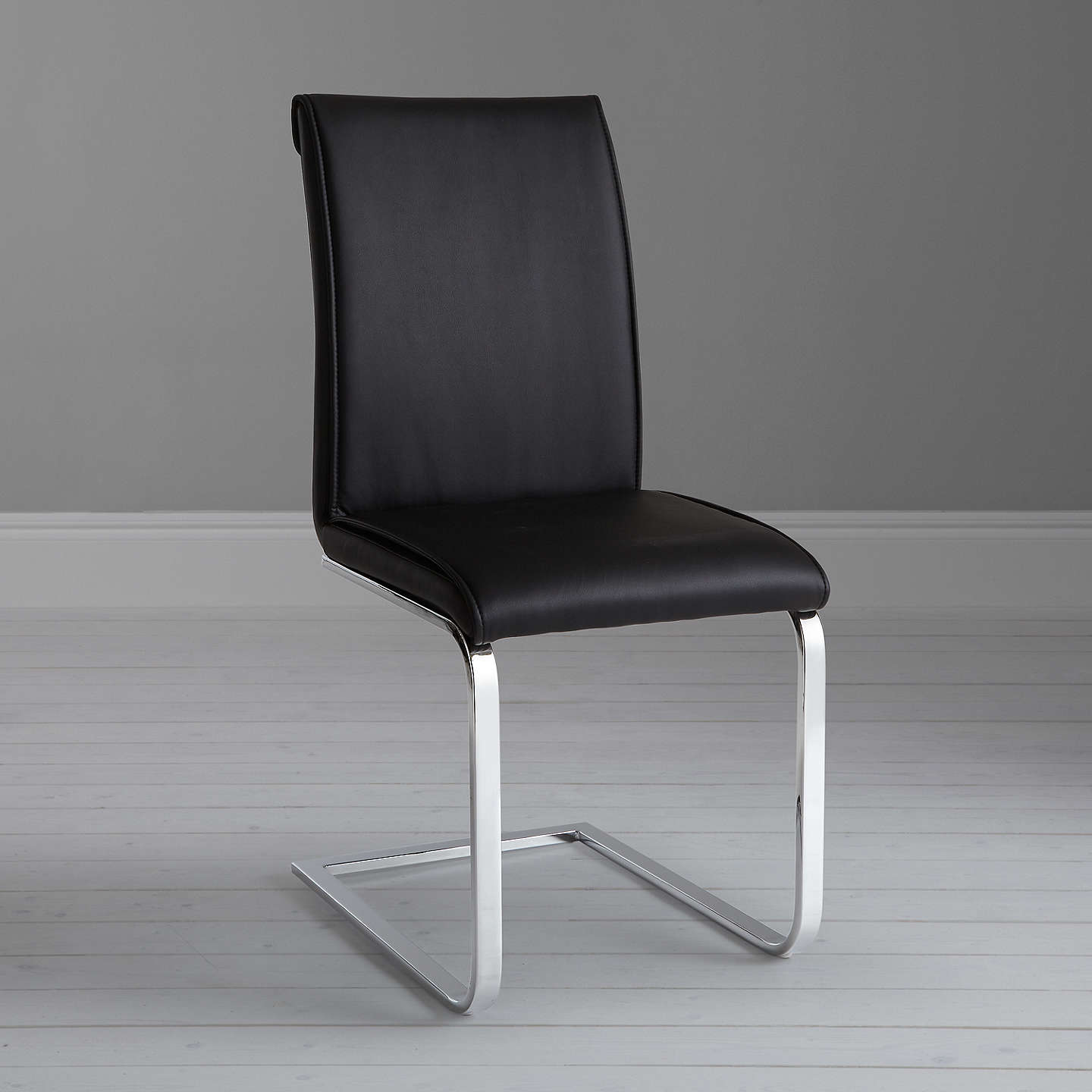 John lewis ronson dining chair black at john lewis for John lewis chinese furniture