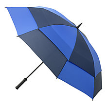 Buy Fulton Stormshield Double Canopy Walker Umbrella Online at johnlewis.com