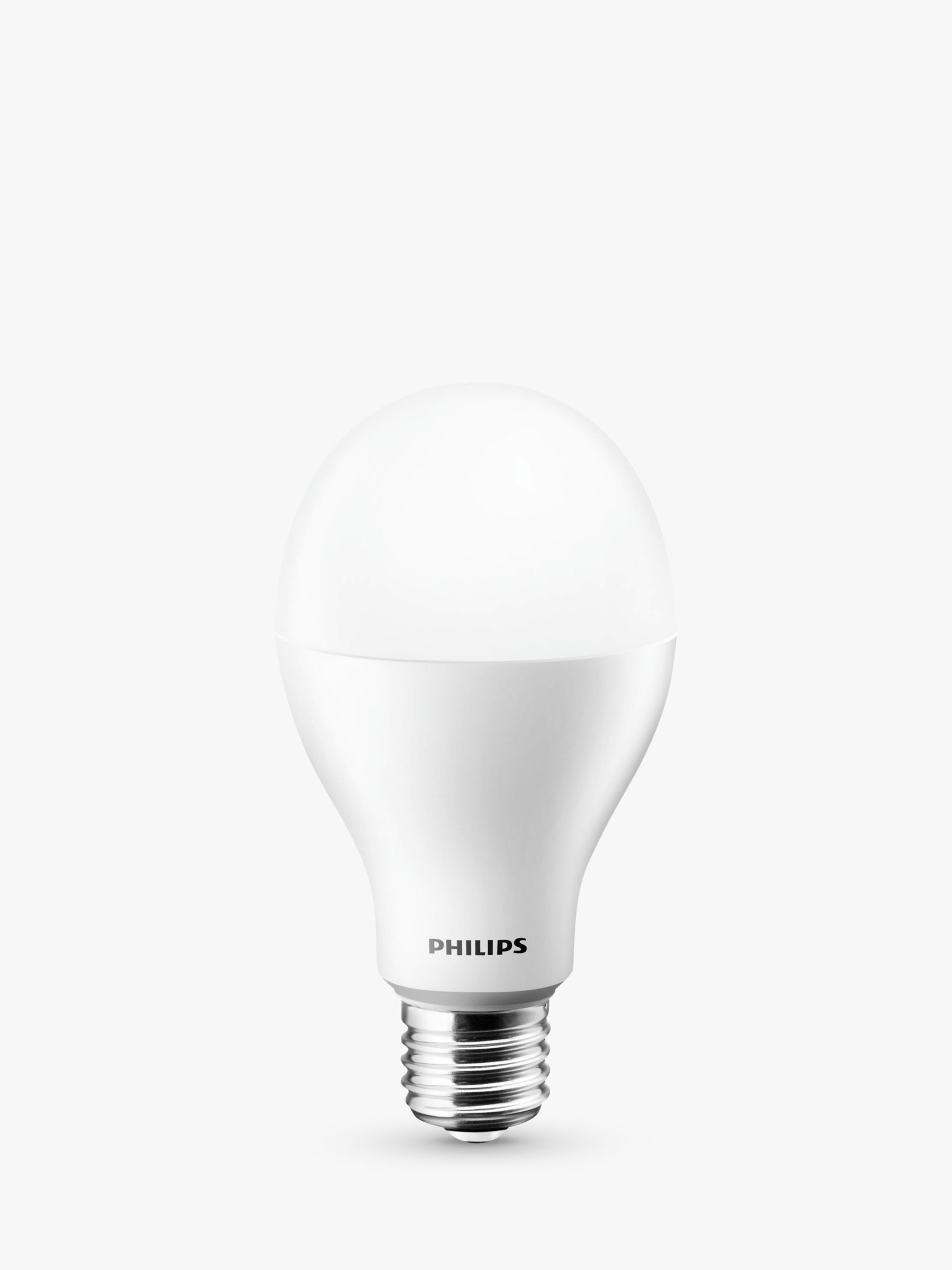 Philips 11w Es Led Classic Light Bulb Frosted At John Lewis Partners
