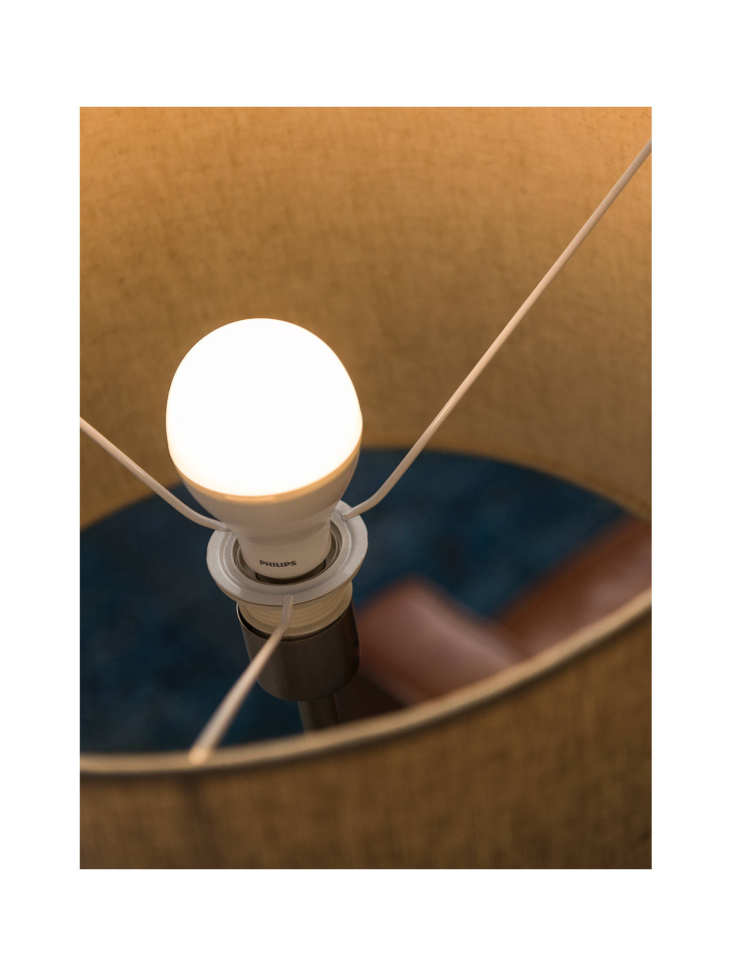 Buy Philips 11.5W BC LED Classic Bulb, Frosted Online at johnlewis.com