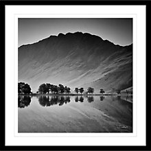 Buy James Bell - Haystacks Over Buttermere, 84 x 84cm Online at johnlewis.com