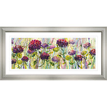 Buy Catherine Stephenson - Hydrangea Burst, 55 x 110cm Online at johnlewis.com