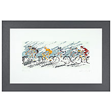 Buy James Lord - Peleton, Giclee Limited Edition Print, 53 x 32cm Online at johnlewis.com