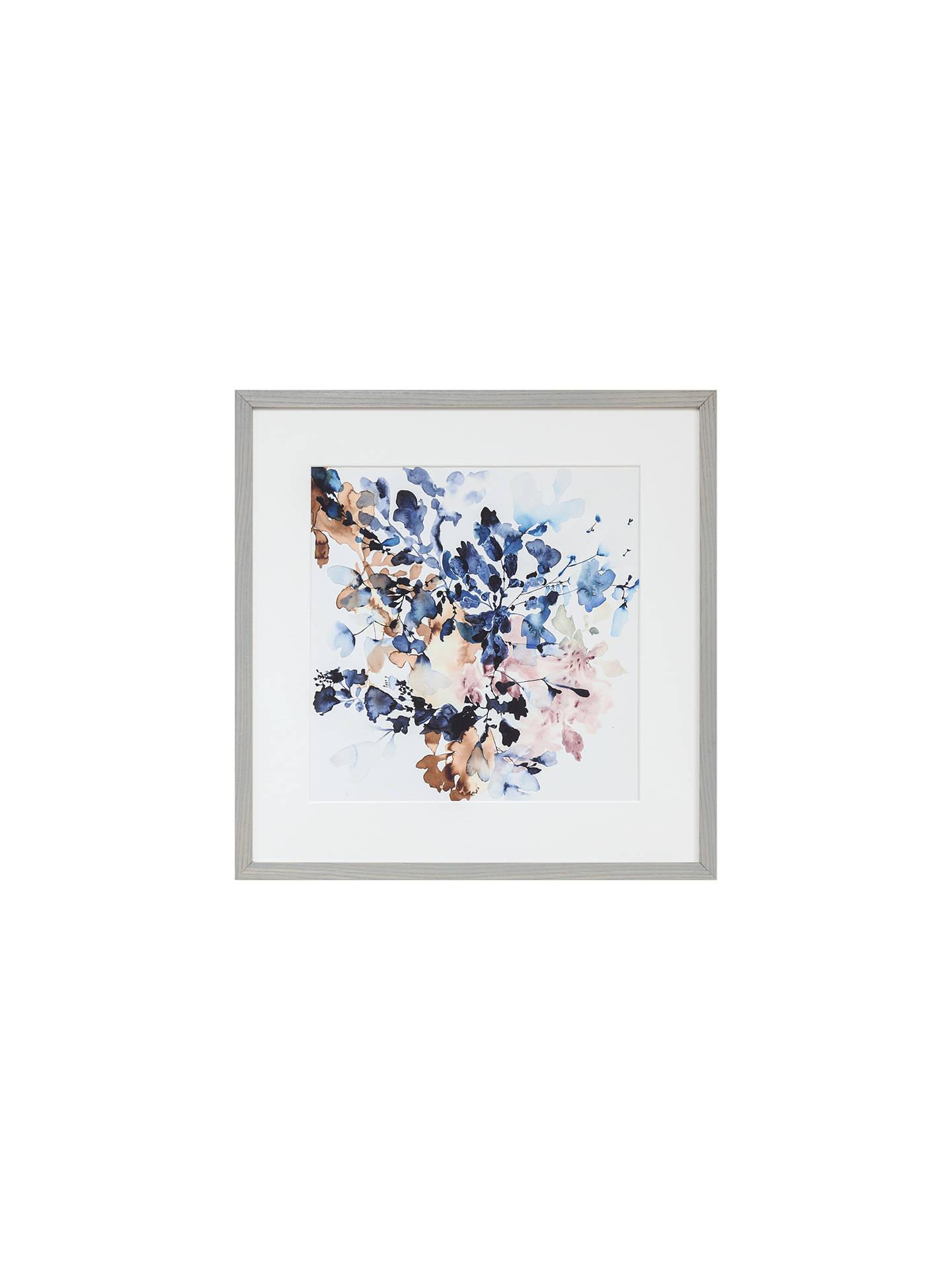 Buy Jen Garrido - Indigo Rock 17, 43 x 43cm Online at johnlewis.com ...