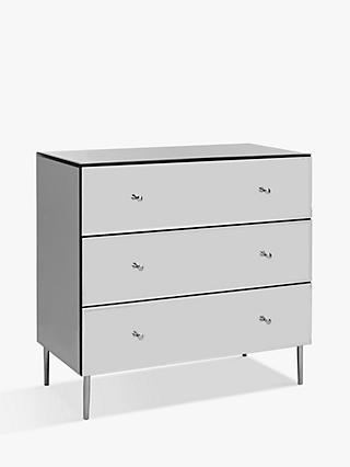 John Lewis & Partners Alexia 3 Drawer Chest