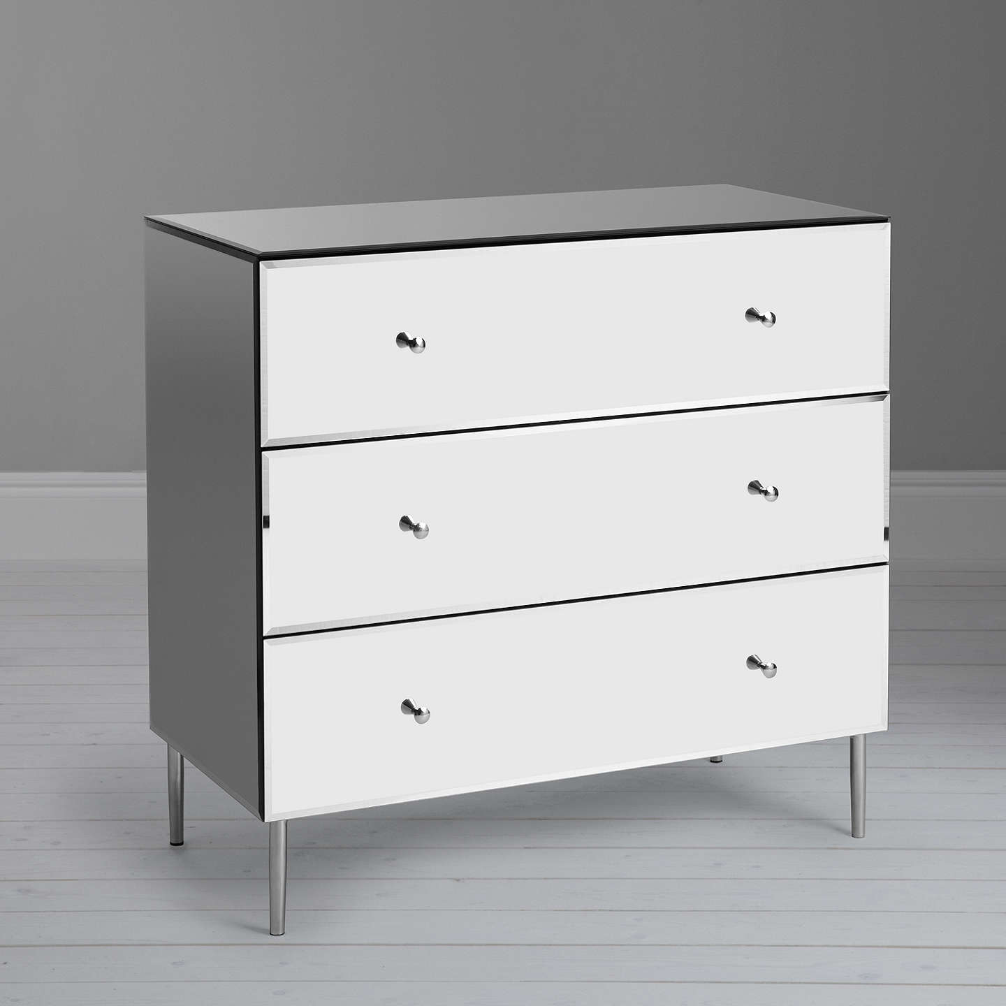 John lewis alexia 3 drawer chest at john lewis for John lewis chinese furniture