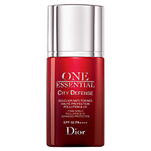 Buy Dior One Essential City Defense SPF 50 PA+++, 30ml Online at johnlewis.com