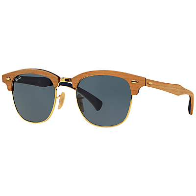 Product photo of Rayban rb3016m polarised classic clubmaster sunglasses
