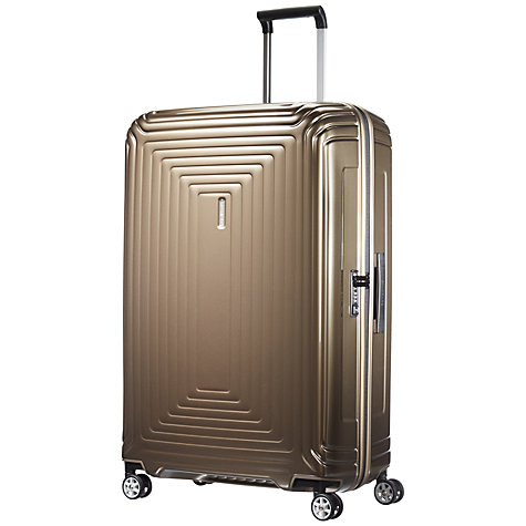 Buy Samsonite Neopulse 81cm Spinner 4-Wheel Extra Large Suitcase ...