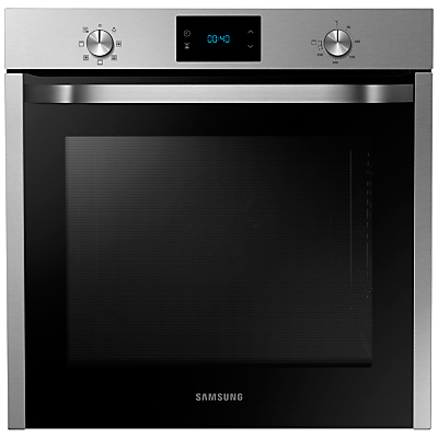 Image of Samsung NV75J3140BS Single Electric Oven