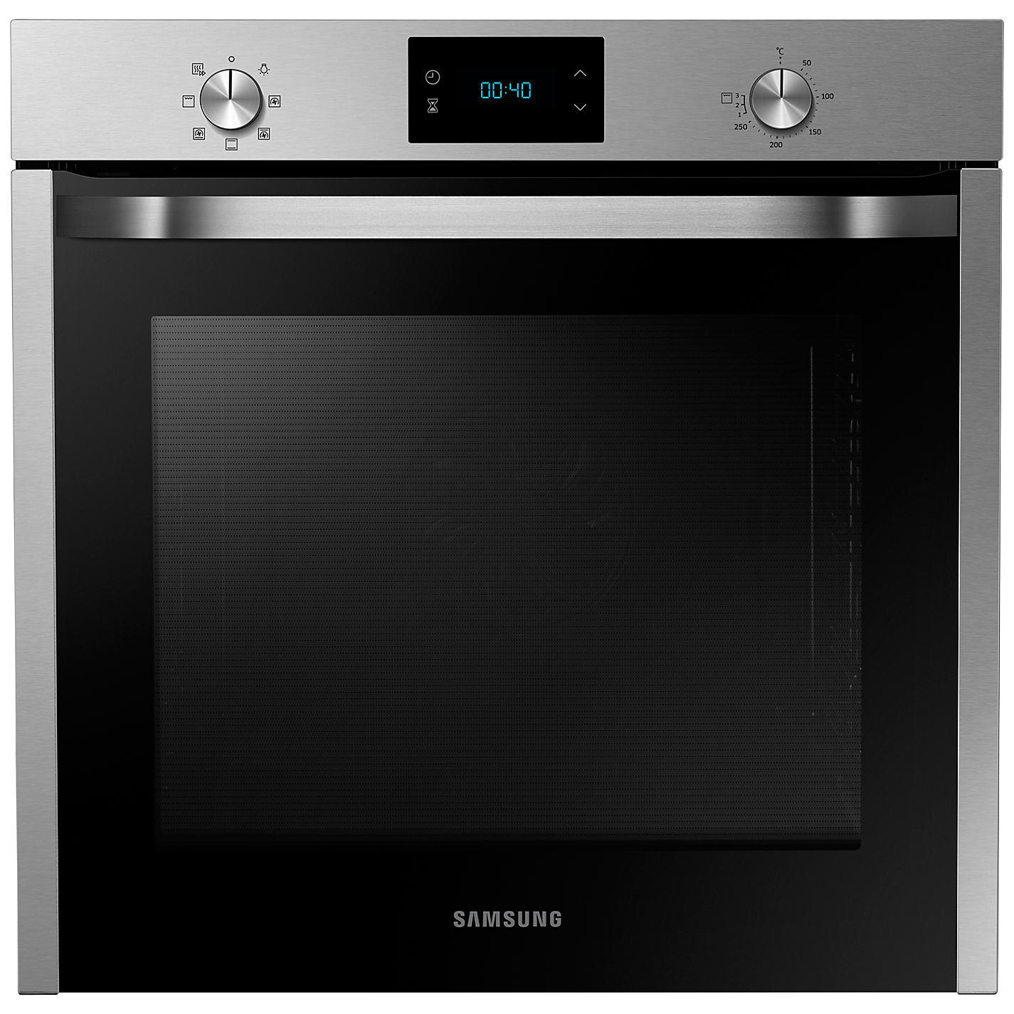 Black oven gloves john lewis - Buy Samsung Nv75j3140bs Single Electric Oven Online At Johnlewis Com