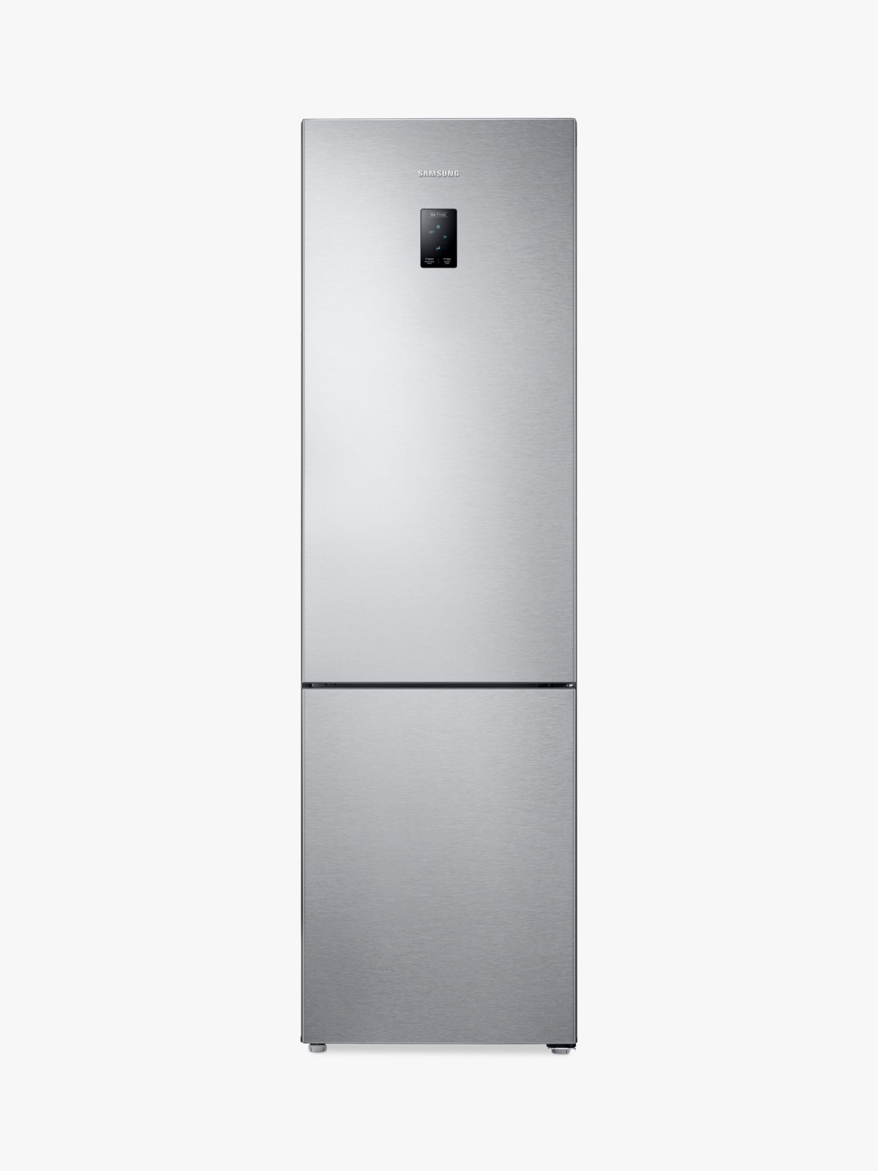 Samsung Samsung RB37J5230SL Freestanding Fridge-Freezer, A+ Energy Rating, 60cm Wide, Stainless Steel