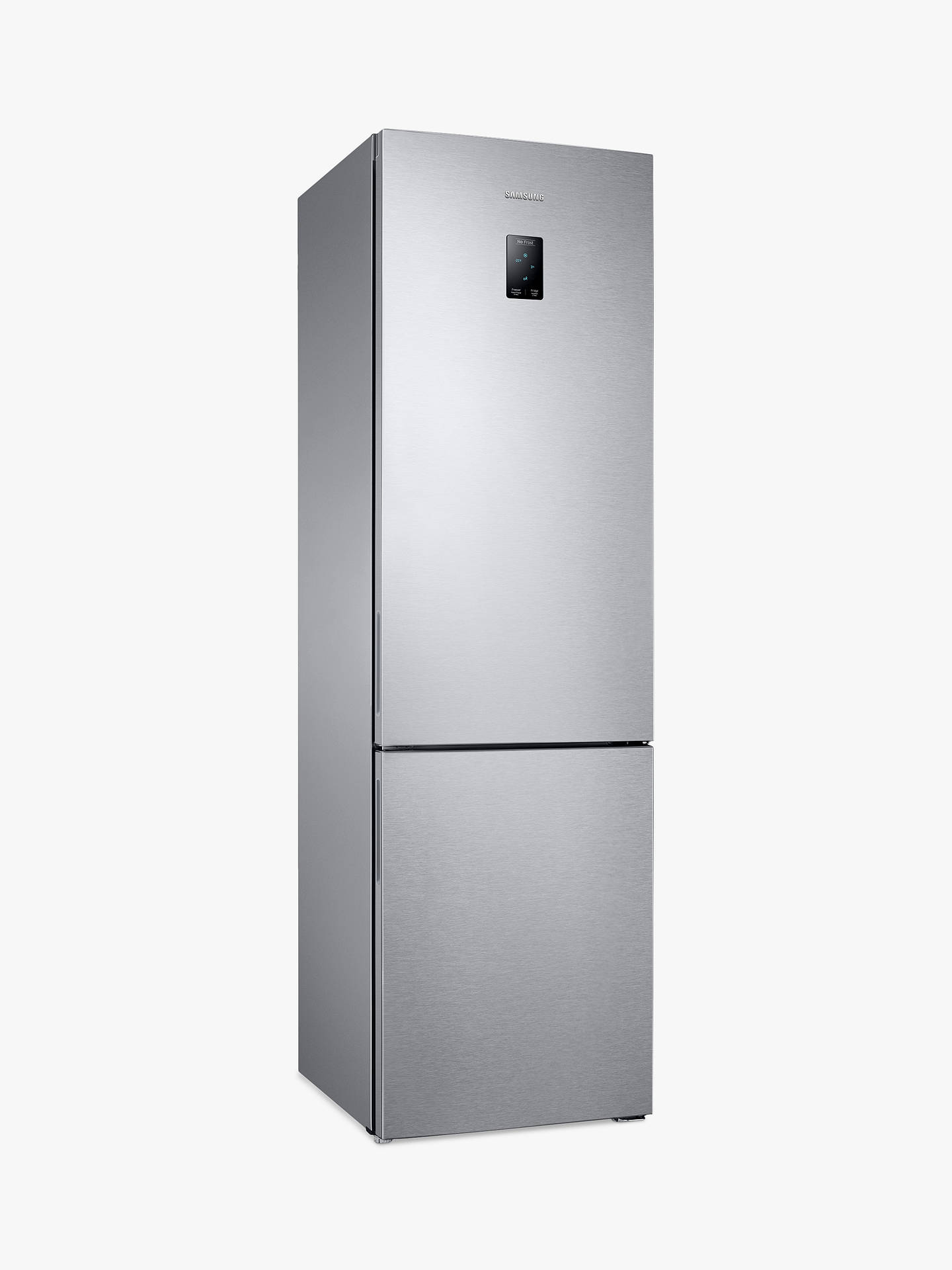 Samsung RB37J5230SL Freestanding Fridge-Freezer, A+ Energy Rating, 60cm  Wide, Stainless Steel