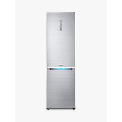 Samsung RB41J7859S4 Chef Collection Freestanding Fridge-Freezer, A+++ Energy Rating, 60cm Wide, Stainless Steel