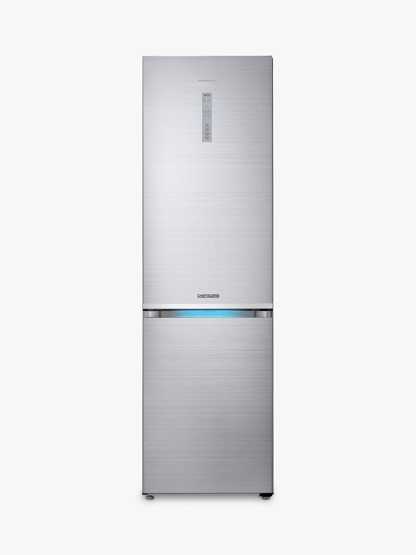Buy Samsung RB41J7859S4 Chef Collection Freestanding Fridge-Freezer, A+++ Energy Rating, 60cm Wide, Stainless Steel Online at johnlewis.com